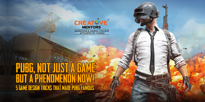 PUBG, not just a game but a phenomenon now! (5 game design tricks that made PUBG famous)