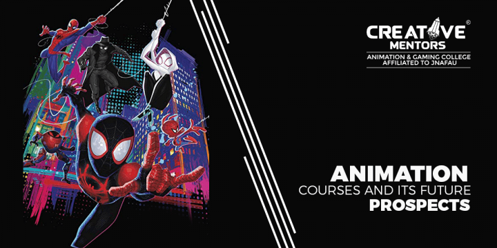 Animation Courses and its Future Prospects