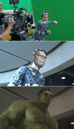 The evolution of visual effects in the Marvel movies